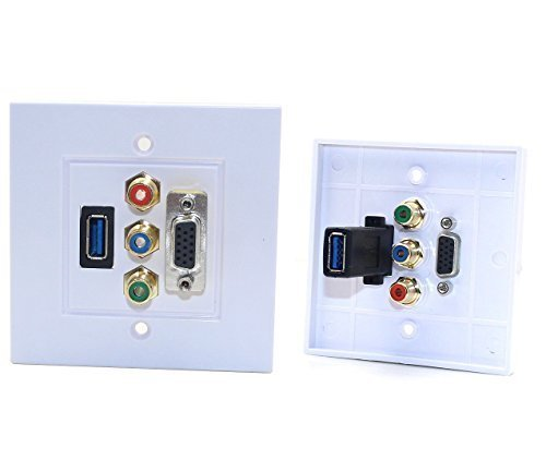 square-wall-socket-faceplate-panel-with-usb-30-3rca-vga-ports-wall-plate