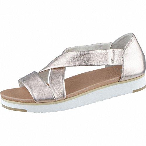 Spm 21157693-4s0-17-0201, Sandales Femme Metallicfarben