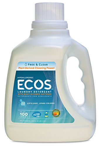 earth-friendly-ecos-detergente-hipoalergenico-con-suavizante-incorporado-libre-y-claro-100-oz