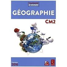 Géographie CM2 (1 CD-Rom) - Nouveau programme 2016