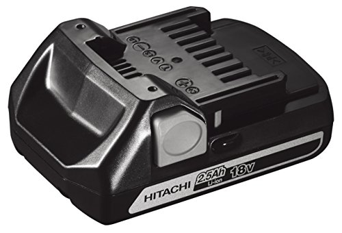 Hitachi bsl1825Lithium Battery, Attack Slide, 18V–2.5Ah