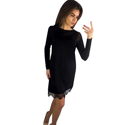 Jamicy -  Vestito  - fasciante - Donna Black