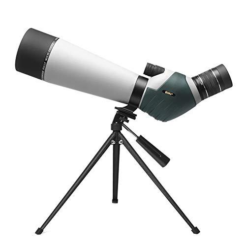 LEDU Monocular, 20-60x80x HD Zoom visión Nocturna