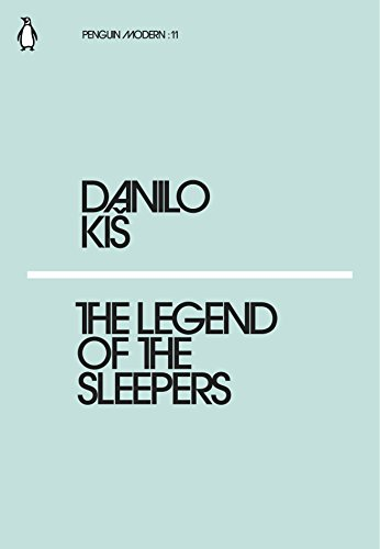 The Legend of the Sleepers (Penguin Modern) (English Edition) -
