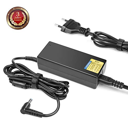 19V 3.42A 65W Laptop AC Adapter Netzteil für Acer Aspire V3 V5 V7 S3 E15 ES1-511 ES1-512 E1-731 E5-721 E5-731 E5-771 ES1-311 ES1-411 ES1-711 ES1-711G Packard Bell EasyNote TG71BM inkl. EU Ladekabel