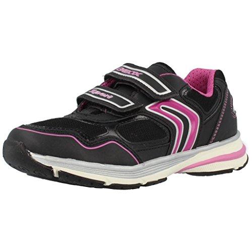 Geox - Top Fly G A, Sneakers per bambine e ragazze Nero
