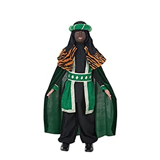Creaciones Llopis Disfraz de Rey Baltasar para niño