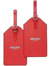 Delsey Accessoires Etiquetas para bagages 7 cm