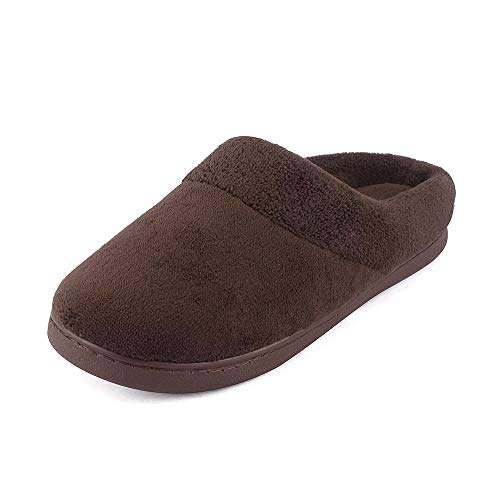 MK MATT KEELY Indoor Couple Slippers Men Women Comfy Memory Foam Plush Slippers Girls Warm Winter Non-Slip House Sliders