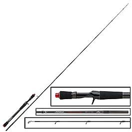 Fox Rage Prism Predator Cast 220cm 10–40g–Spin Canne à pêche avec Trigger poignée pour 1672181Ster Multi rôle prédateurs, Canne à pêche POISSON pour pêche