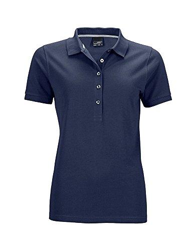 Polo shirt qualità premium James & Nicholson Navy