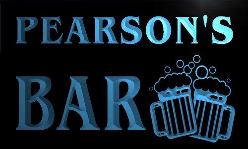 cartel-luminoso-w000281-b-pearson-name-home-bar-pub-beer-mugs-cheers-neon-light-sign