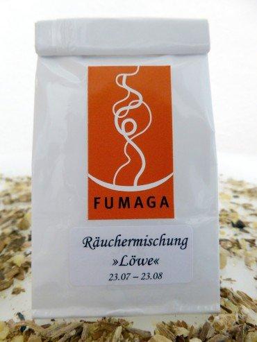 Fumaga - Räuchermischung für Sternzeichen Löwe
