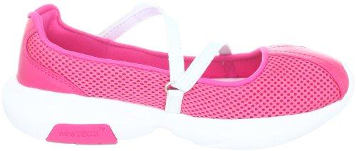 Glagla Marbella Damen Geschlossene Ballerinas Pink (Pink)