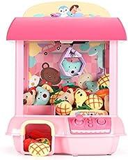 Fournyaa Máquina de Garra, Mini máquina de Garra para niños, Control Remoto, agarrador automático de Juguetes,