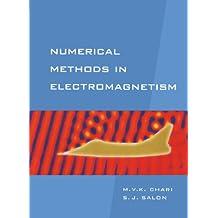 Numerical Methods in Electromagnetism (Electromagnetics)