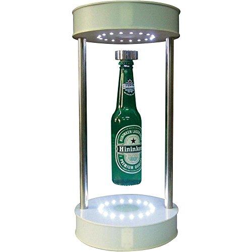 Der floating magisch schwebende Flaschenhalter für Flaschen bis 28 - Weihnachten Beleuchtete Geschenkboxen