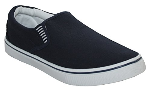 Dek Mens Boys Boat Yachting Slip ON Pumps Trainers Shoes Size UK 7-12