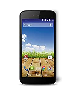 Micromax Canvas A1 AQ4501 (Magnetic Black, 4GB)