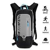 BLF 10L Bike Backpack, Waterproof Breathable Cycling Bicycle Rucksack, Mini..
