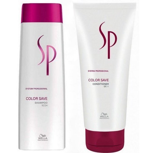 Wella SP COLOR SAVE Set Shampoo 250ml + Conditioner 200ml