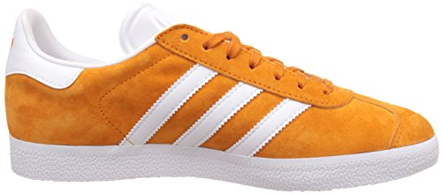 adidas Gazelle chaussures orange blanc