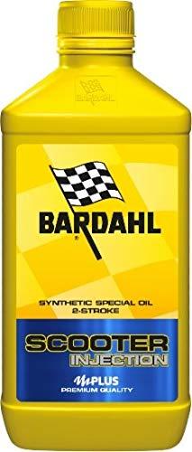 Olio Sintetico 100% BARDAHL per Scooter 2 Tem