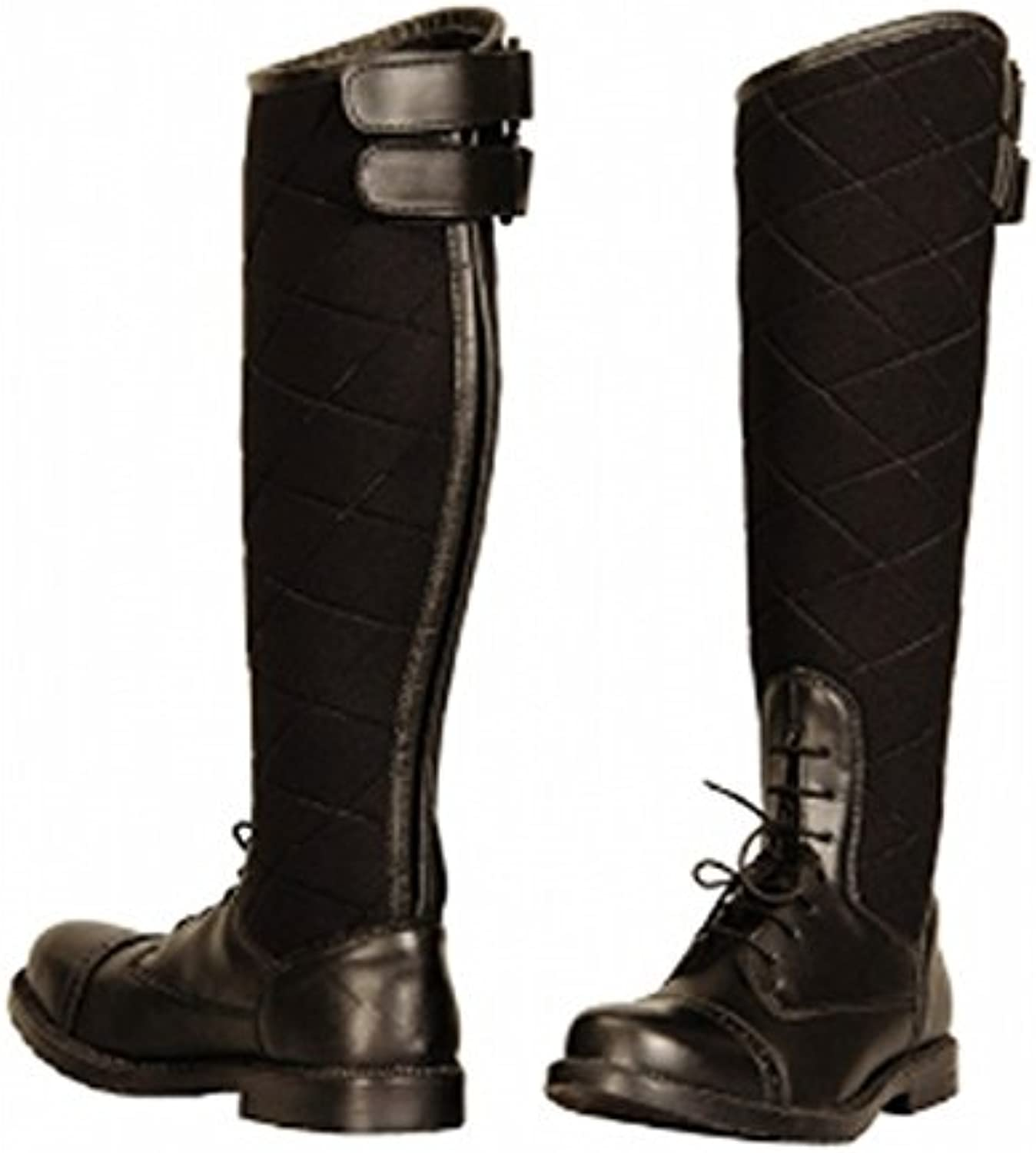 tuffrider Damen Alpine gesteppt Field Boots in Synthetik Leder
