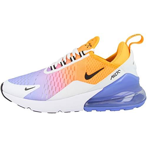 Outlet de sneakers Nike Air Max 270 amarillas más de 120