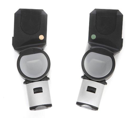 JETTE SPL13-701-00011 Maxi Cosi Adapter für Joel, schwarz