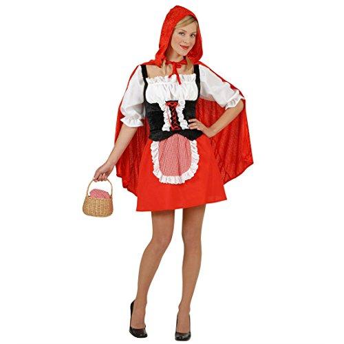 Märchenkostüme (Märchenkostüm Sexy Rotkäppchen Kostüm Damen Märchenkostüme Fasching Karneval DamenkostümGr XL)