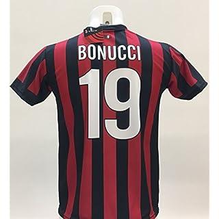 Milan Bonucci 19 Authorised Children's / Adult's Replica Football Jersey
