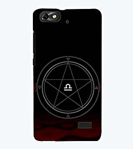 PRINTSWAG STAR Designer Back Cover Case for HUAWEI HONOR 4C