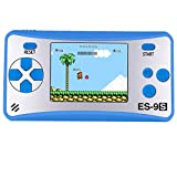 Best Kids Birthday Gifts - ZHISHAN Portable Handheld Game Console Gaming Player Birthday Review