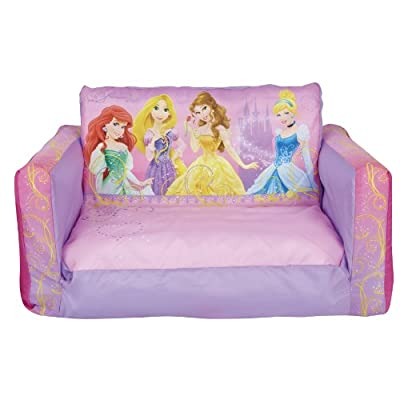 Disney Princess Inflatable Flip Out Mini Sofa and Lounger - inexpensive UK light store.