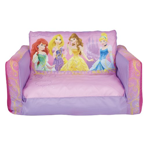 Disney princess 286dir - flip out sofa divano gonfiabile