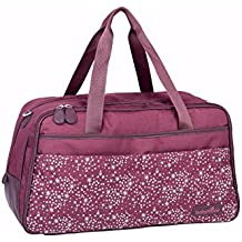 Babymoov Traveller Bag A043568 - Bolso cambiador, color rojo