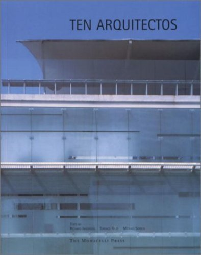 Ten Arquitectos: Enrique Norten and Bernardo Gomez-Pimienta (Work in Progress)