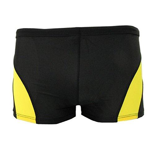 LJ&L Jungen und Teenage Swim Hosen Shorts, Bequeme Atem Stretch Stoffe, Wassersport Essentials A5