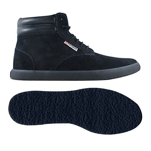 Superga Superga da uomo 2860-SUEM FULL BLACK Full Blue