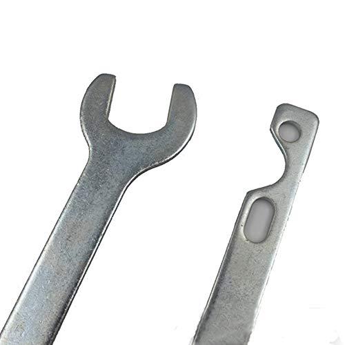 Ting Ao Robuste Durable Silvery Acier 32 mm Ventilateur d'embrayage Clé à écrou et Support de Pompe à Eau kit d'outil de démontage pour BMW Solide