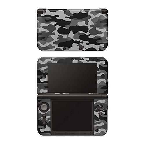 Skins4u Aufkleber Design Schutzfolie Vinyl Skin kompatibel mit Nintendo 3DS XL Urban Camo Old