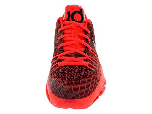 Nike KD 8 Breit Maschenweite BasketballSchuh bright crimson white black 610