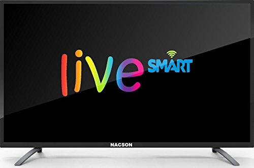 Nacson NS5015 Smart 122 cm ( 50 ) Smart Full HD (FHD) LED Television + AirFly Keyboard/Mouse