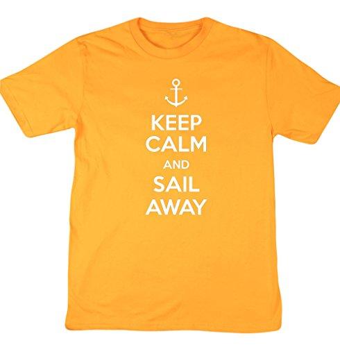 hippowarehouse-keep-calm-and-sail-away-unisex-short-sleeve-t-shirt