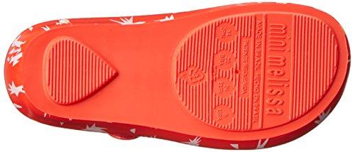 Mini Melissa (+ Vivienne Westwood) VW Mini Ultragirl Schuh 14 Print rot Rot