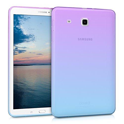 cover silicone tablet samsung kwmobile Samsung Galaxy Tab E 9.6 T560 / T561 Cover - Custodia Tablet in silicone TPU - Copertina protettiva Tab - Backcover per Samsung Galaxy Tab E 9.6 T560 / T561