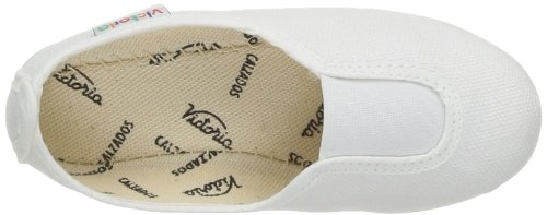 Victoria Gimnasia Panama, Baskets mode mixte enfant Blanc (Blanco)