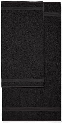 Handtuch Schwarz – Set 2 Badetücher & 4 Handtücher - 6