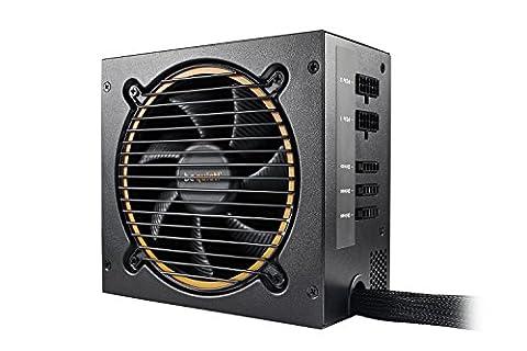 be quiet! Pure Power 10 CM ATX 700W PC Netzteil BN279 mit Kabelmanagement